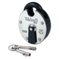 Walsall 2000 5 Lever Anti Pick Padlock 69mm