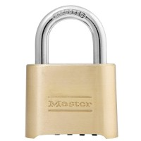 Master Lock 175 Range 4 Dial Combination Padlock