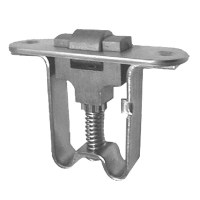Legge 1511 Mortice Roller Latch Stainless Steel