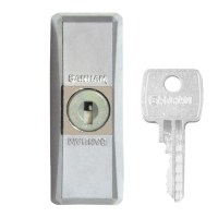 Banham W109 Cylinder Metal Window Lock Chrome Plated