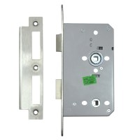 Briton 5430 Bathroom lock Square Forend