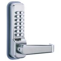 Codelock CL415 Keyless Digital Door Lock Mortice Latch Stainless Steel