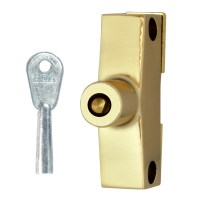 ERA 801-32 Standard Key Snaplock Electro Brass 1 Lock 1 Key