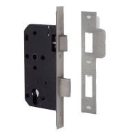 Union 2C21 Euro Profile Mortice Sash Lock Square Forend
