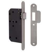 Union 2C23 Din Mortice Latch - 2C2 Series Architectural Radius Forend
