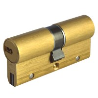 CISA Astral S BS Anti Bump and Snap Double Euro Cylinders 70mm 35/35 Brass