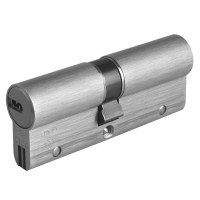 CISA Astral S BS Anti Bump and Snap Double Cylinder 90mm 40/50 Nickel