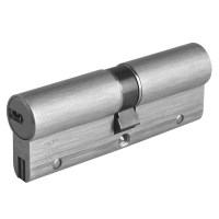 CISA Astral S BS Anti Bump and Snap Double Cylinder 100mm 50/50 Nickel