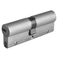 CISA Astral S BS Anti Bump and Snap Double Cylinders 95mm 45/50 Nickel