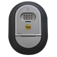 Yale Key Safe Y500 Outside Key Access