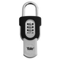 Yale Y879 Combination Padlock with Slide Cover