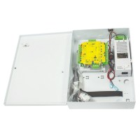 Paxton 682-813 Net2 Control Unit with Metal Housing and PSU