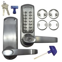 Codelock CL605 Combination Digital Door Lock No Latch Code Free