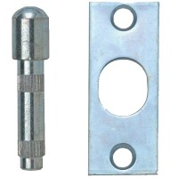 Yale P125 Hinge Bolts Chrome - Replaces Chubb WS14 Hinge Bolts
