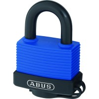 ABUS 70IB/45 Marine Grade Brass Padlock 53mm Blue Keyed Alike