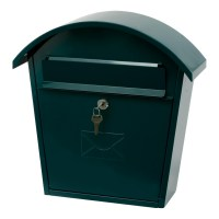 G2 Humber Post Box / Mail Box Green
