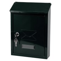 G2 Avon Post Box / Mail Box Black