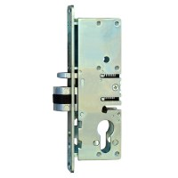 Adams Rite 4750-400 Euro Cylinder Deadlatch for Metal Doors 37mm