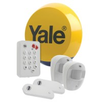 Yale Easy Fit Wirefree Standard Alarm Kit 1