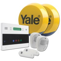 Yale Easy Fit Wirefree Alarm Telecommunicating Alarm - Kit 2
