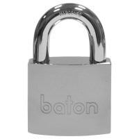 Baton 6020-30 Open Shackle Padlock 30mm