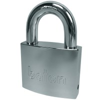 Baton 6020-55 Open Shackle Padlock 55mm