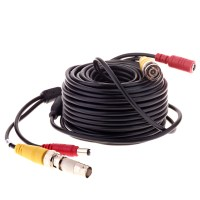Yale Easy Fit CCTV Cable BNC-DC-15 15m