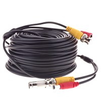 Yale Easy Fit CCTV Cable BNC-DC-30 30m