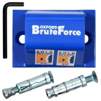Oxford Brute Force Ground and Wall Anchor Sold Secure Approved