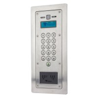 Paxton 337-500 Flush Mounted VR Entry Panel
