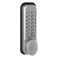 Borg Locks BL 2201 Digital With Inside Handle and 60mm Latch - BL2201