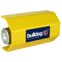 Bulldog GR250 Garage and Workshop Door Lock - Yellow