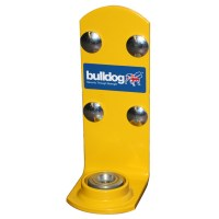 Bulldog GR500 Roller Shutter Door Lock - Yellow