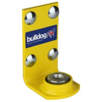 Bulldog GD400 Garage Door Lock - Yellow