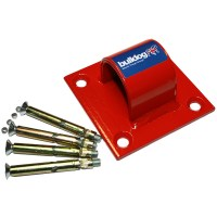 Bulldog MC25 Ground and Wall Anchor - Red
