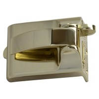 Ingersoll RA73 Cylinder Deadbolt Case Only Polished Brass