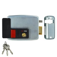 CISA 11931 Electric Rim Lock External Metal Door / Gate Right Hand Out