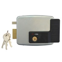 CISA 11823 Electric Rim Lock External Gates / Garage Door Left Hand