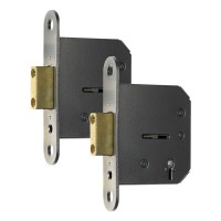 ERA 318-32 Mortice Garage Door Lock