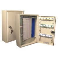 KeySecure KS30 Key Cabinet 6 Racks and 30 Hooks