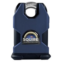 Squire SS50CS 6 Pin Cylinder Padlock Closed Shackle