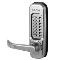 Lockey 1150 Combination Digital Door Lock with Magnetic Latch Left Hand