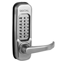 Lockey 1150 Combination Digital Door Lock with Magnetic Latch Right Hand