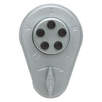 KABA Simplex 917 Mechanical Lock with Locking Latch - Door Thickness 35-38m