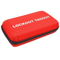 Asec Lockout Tagout Storage Case Pouch